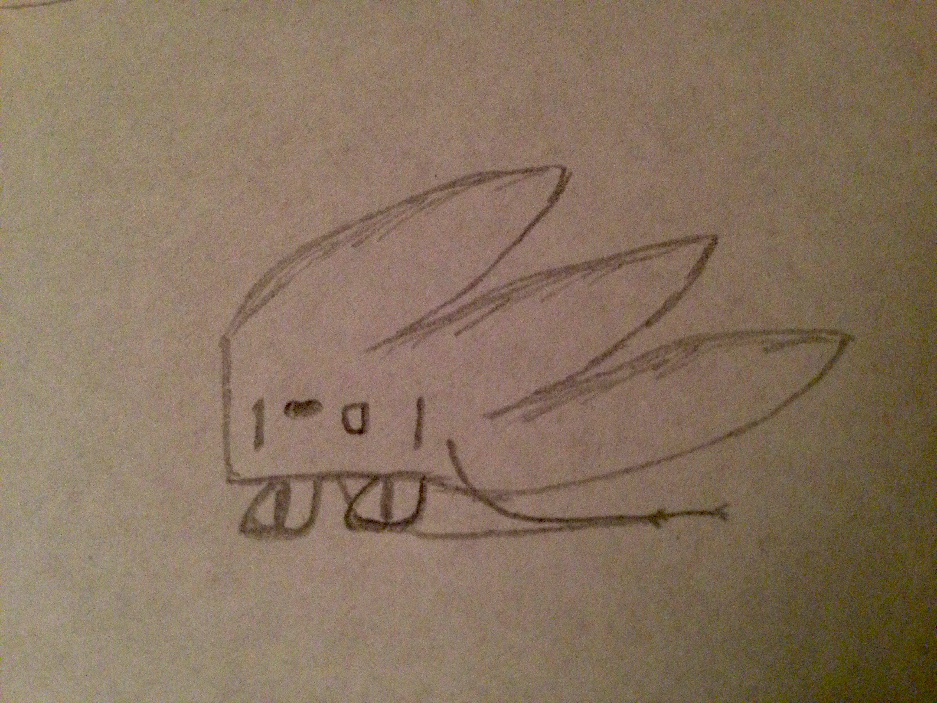 """Sulfuric"" Sketch"