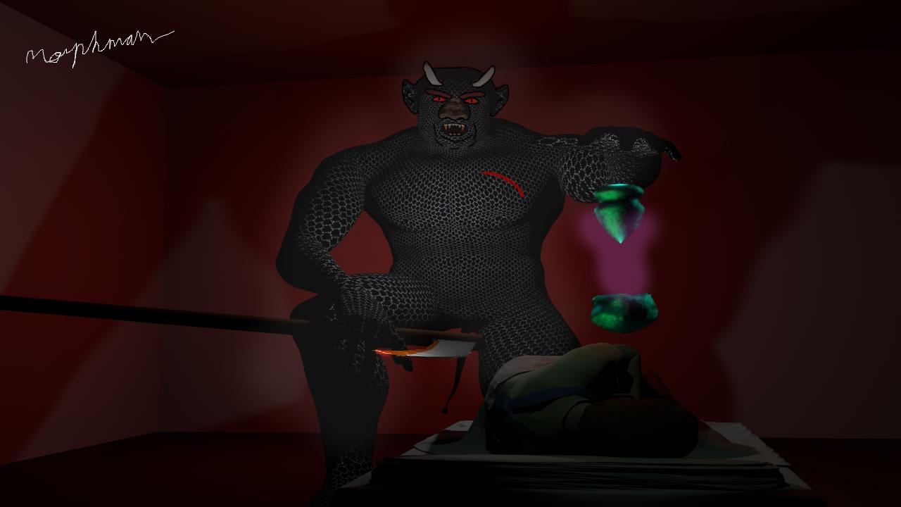 Grimataur, reaper of innocence