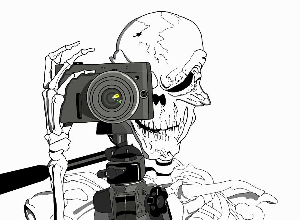 skullcamera