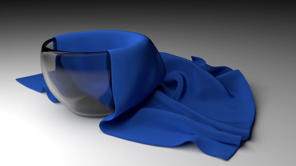 Bowl & Cloth