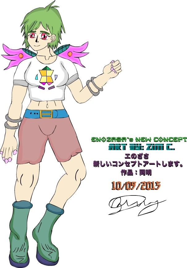 Enozasa's New Concept 2015