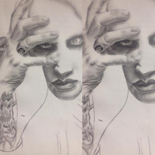 WIP Marilyn Manson