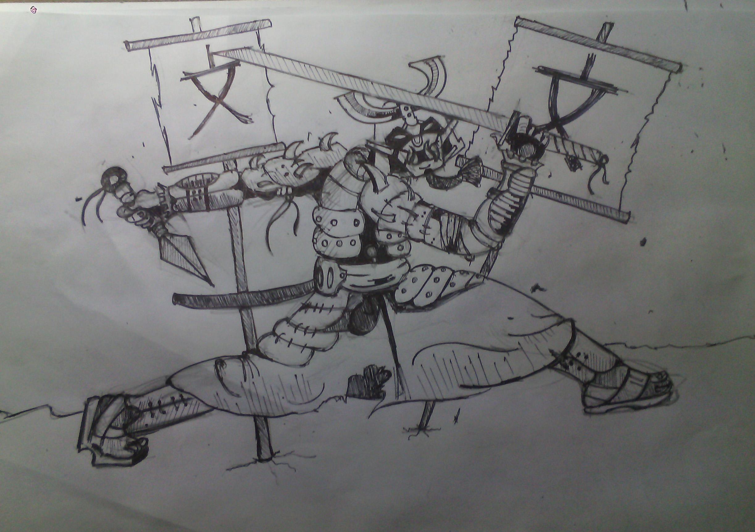 Venegance of the Samurai