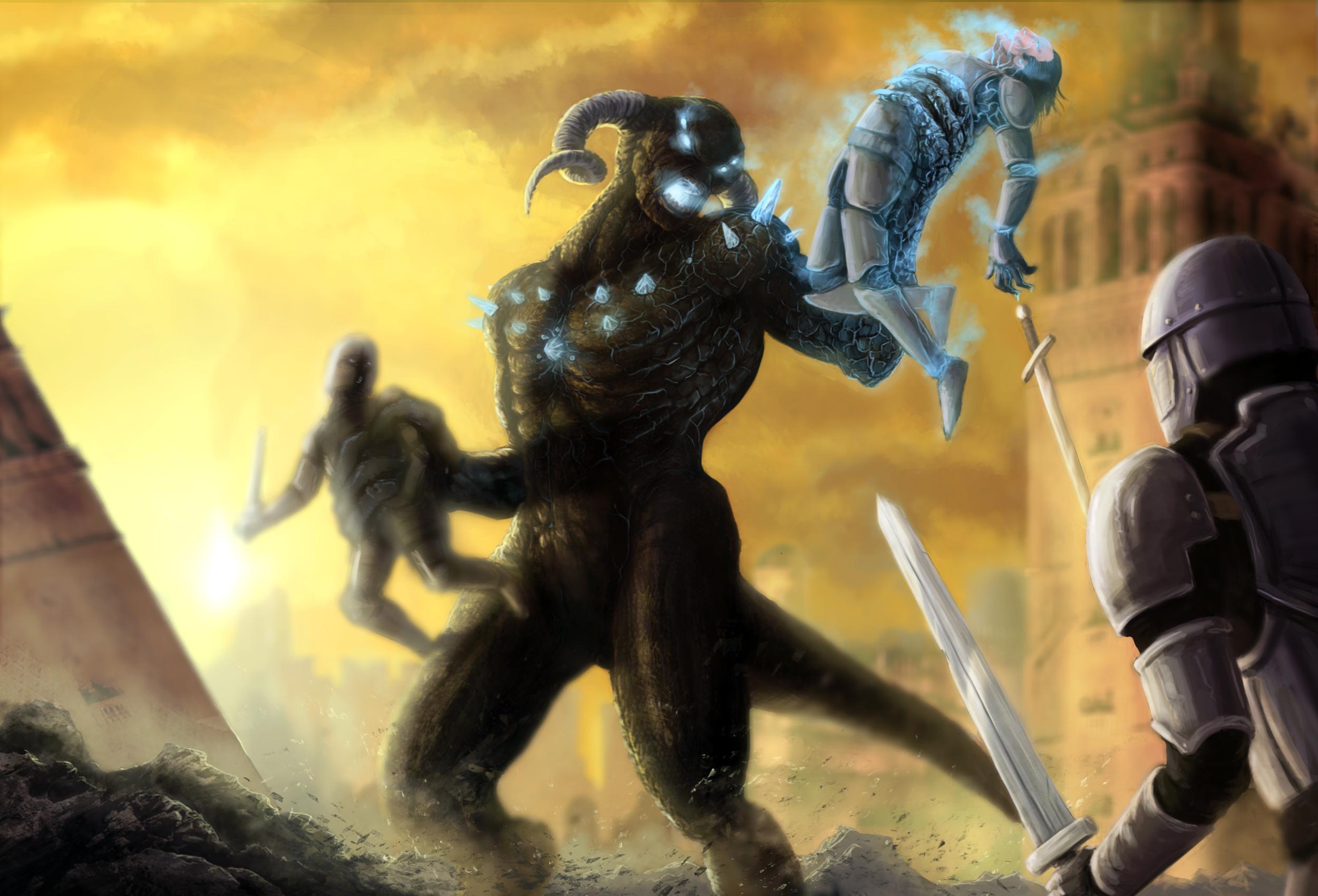 The Greate Grimataur