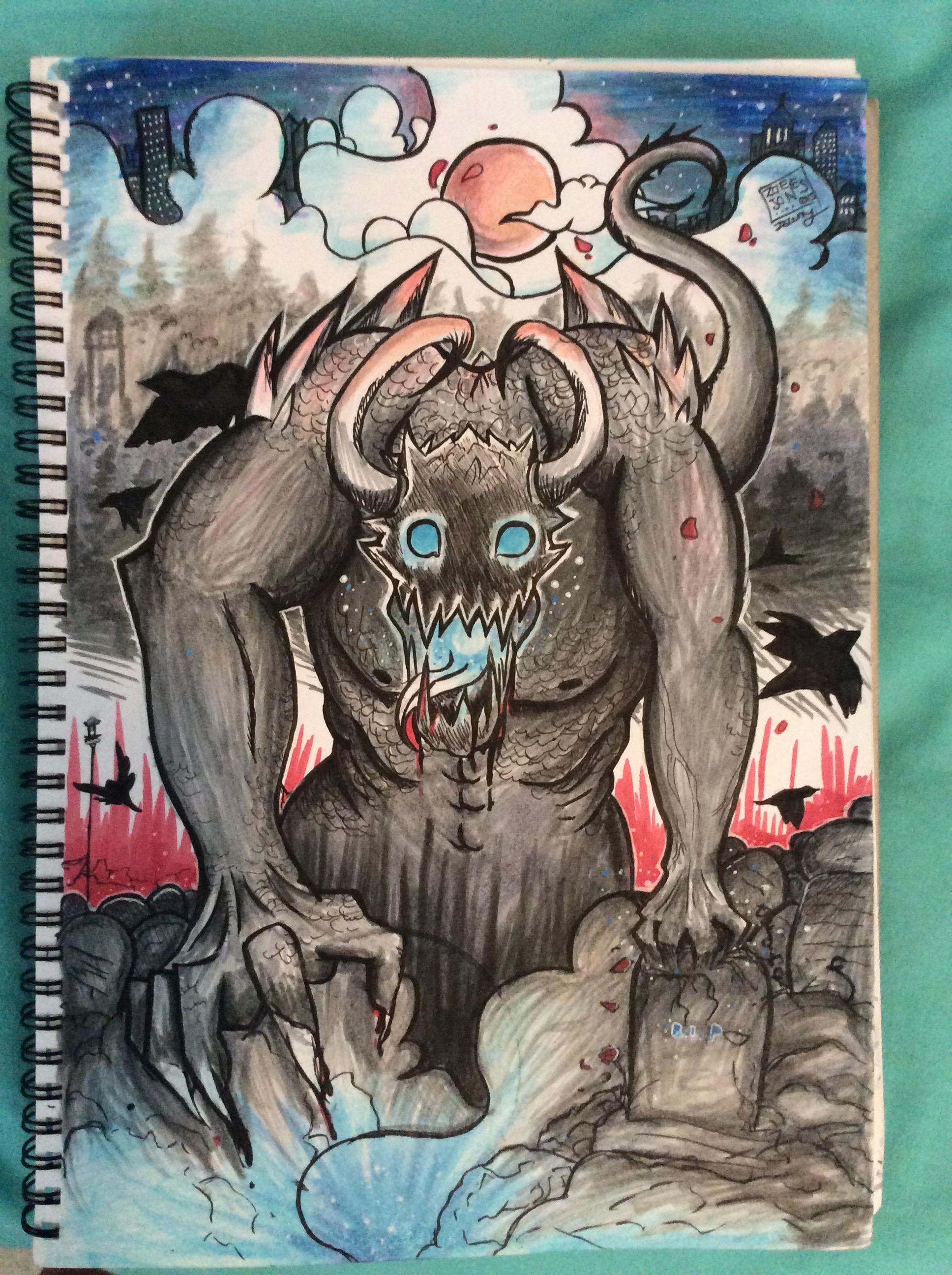 The Stolen Soul (Grimataur)