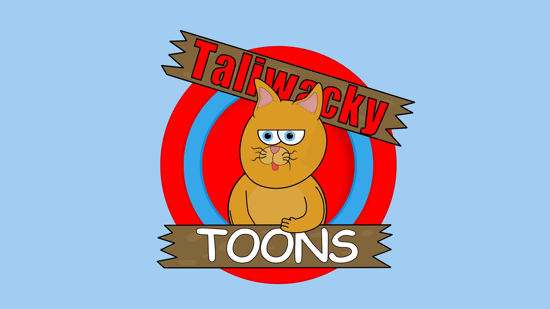 Taliwacky Toons Logo