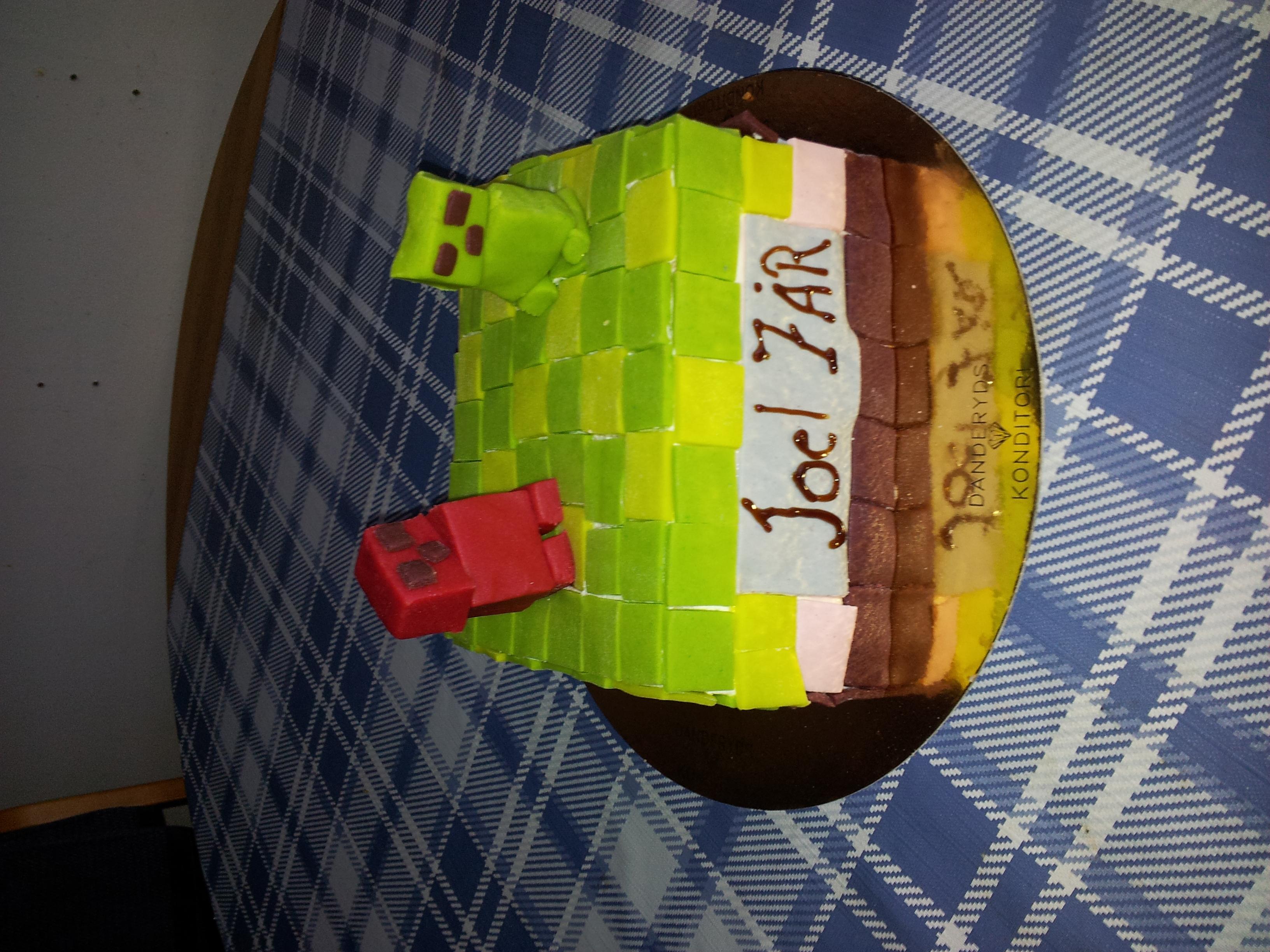 oh my best birthday cake! :D