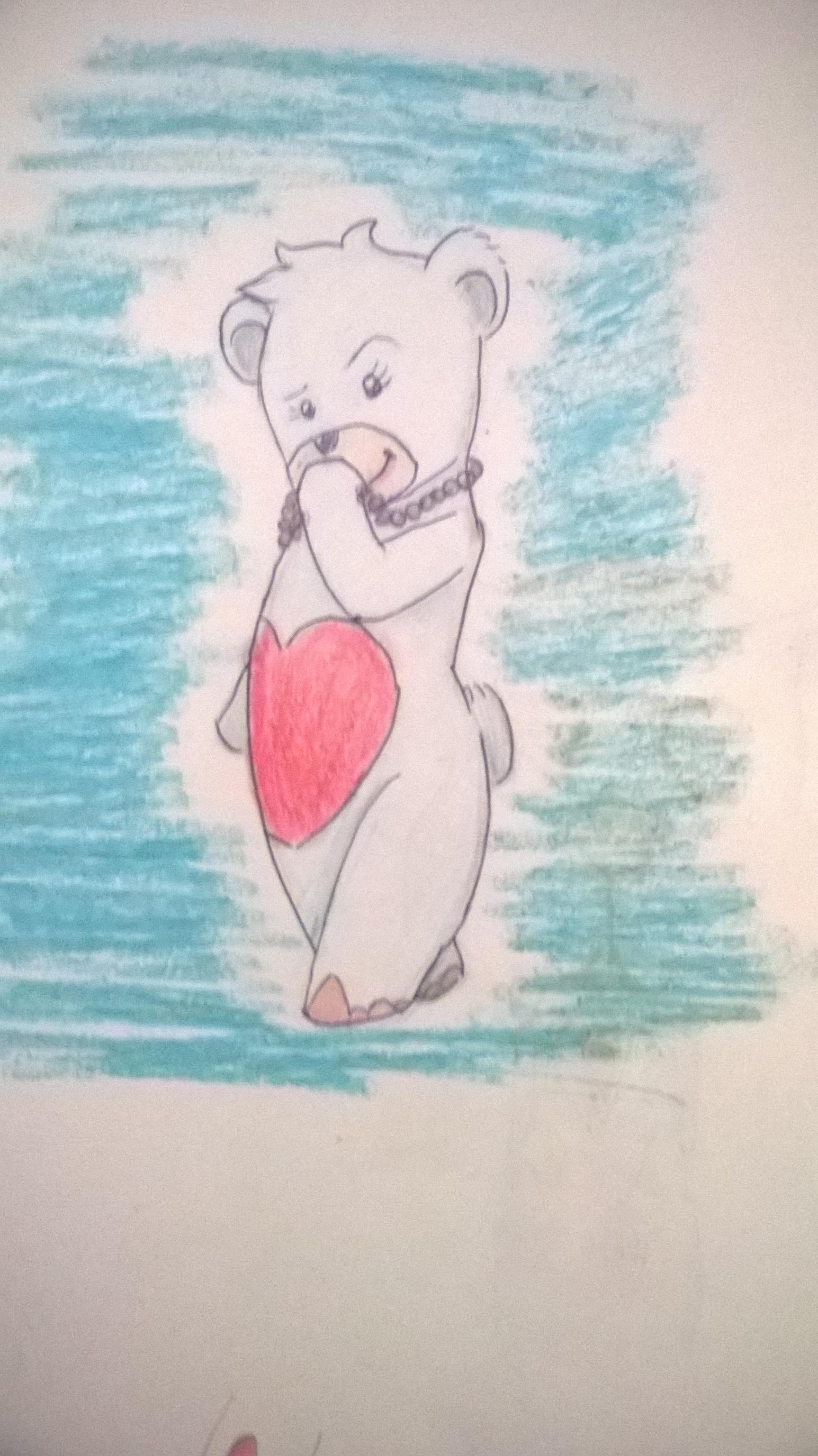 Female Teddy Bear