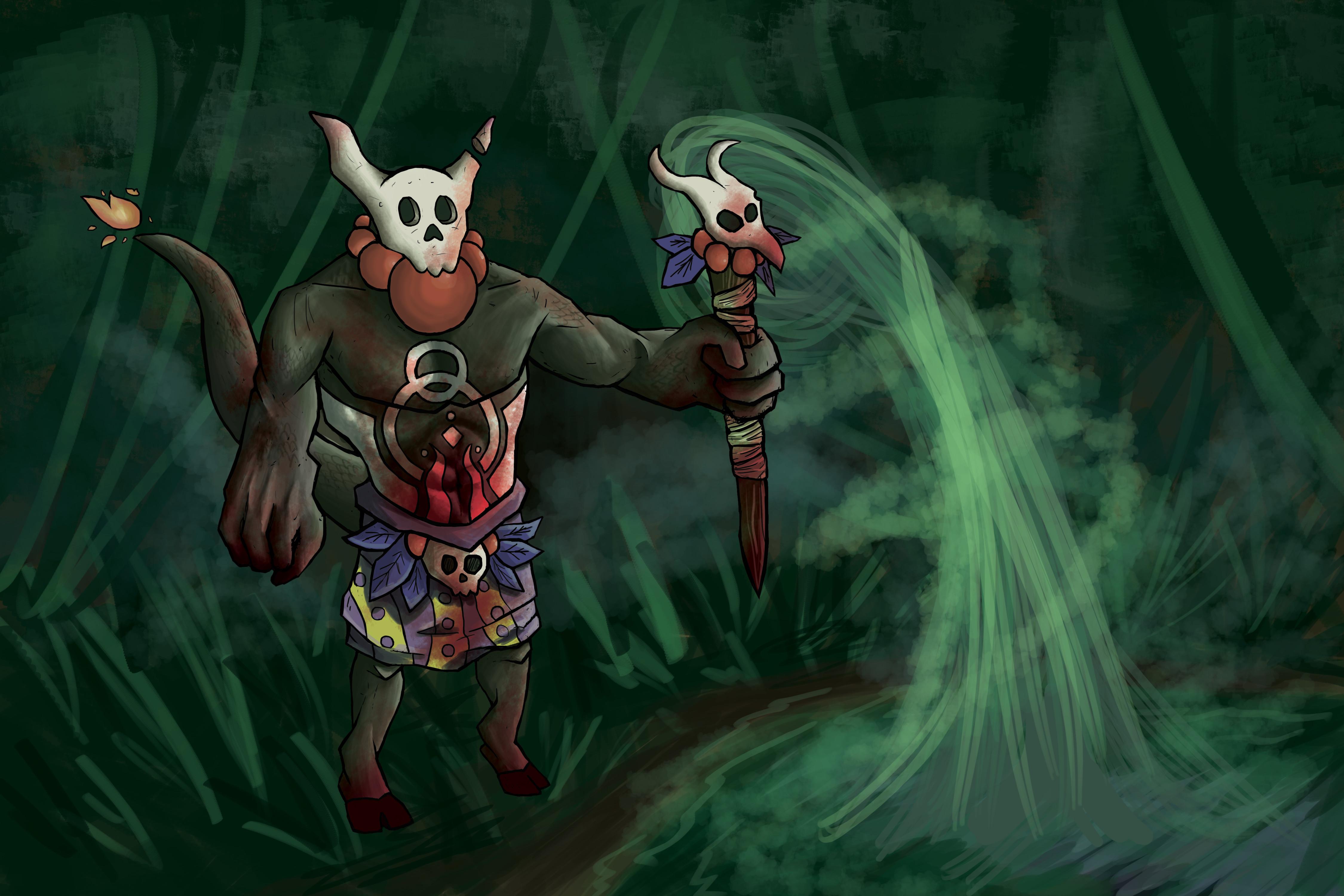Voodoo Grimataur