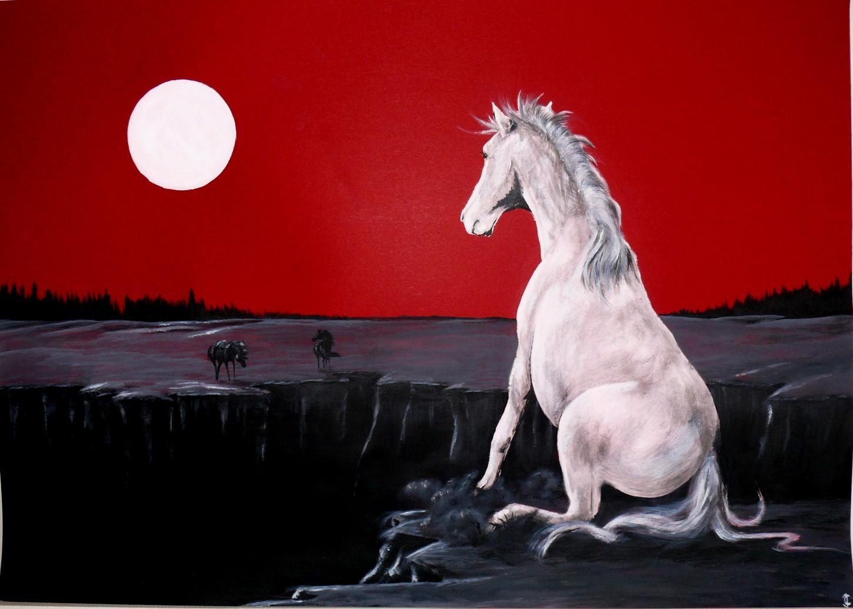 Horses at Life's Bay