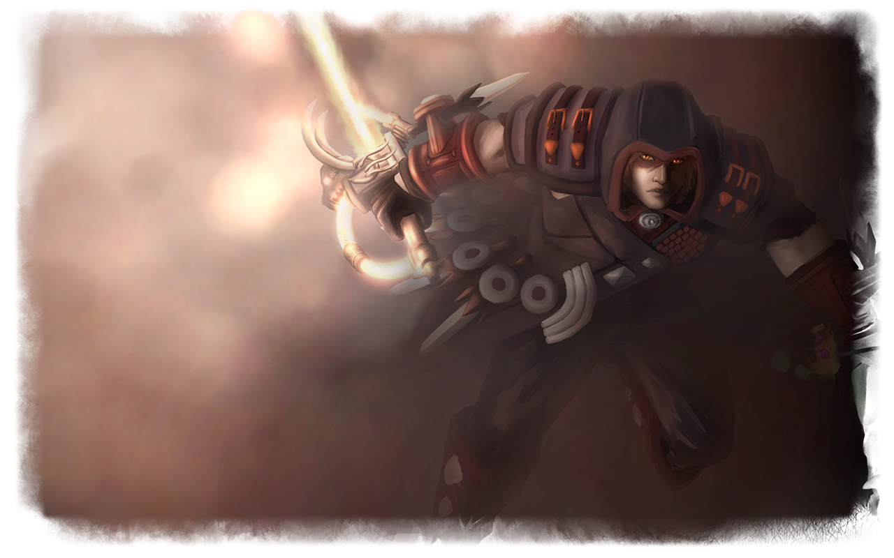 Commission: GW2 Thief