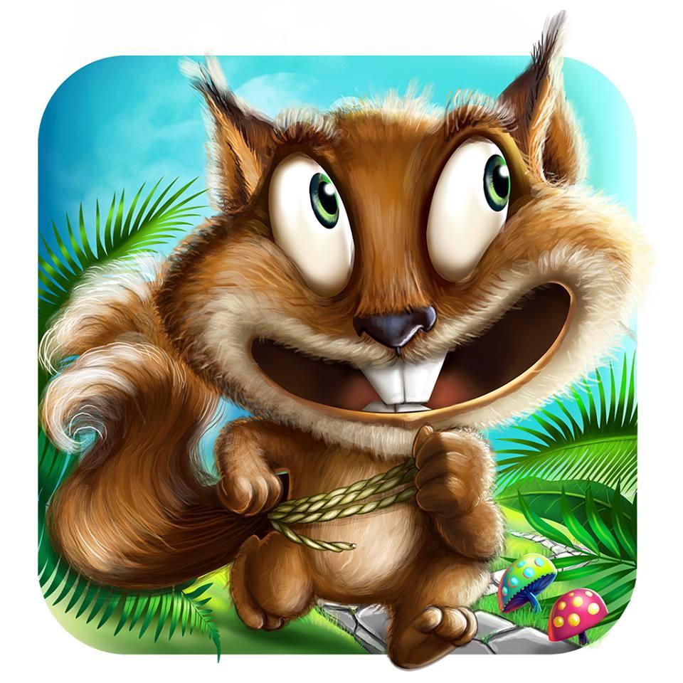 Squirrel the explorer
