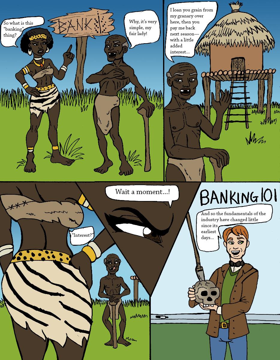 How Banking Began