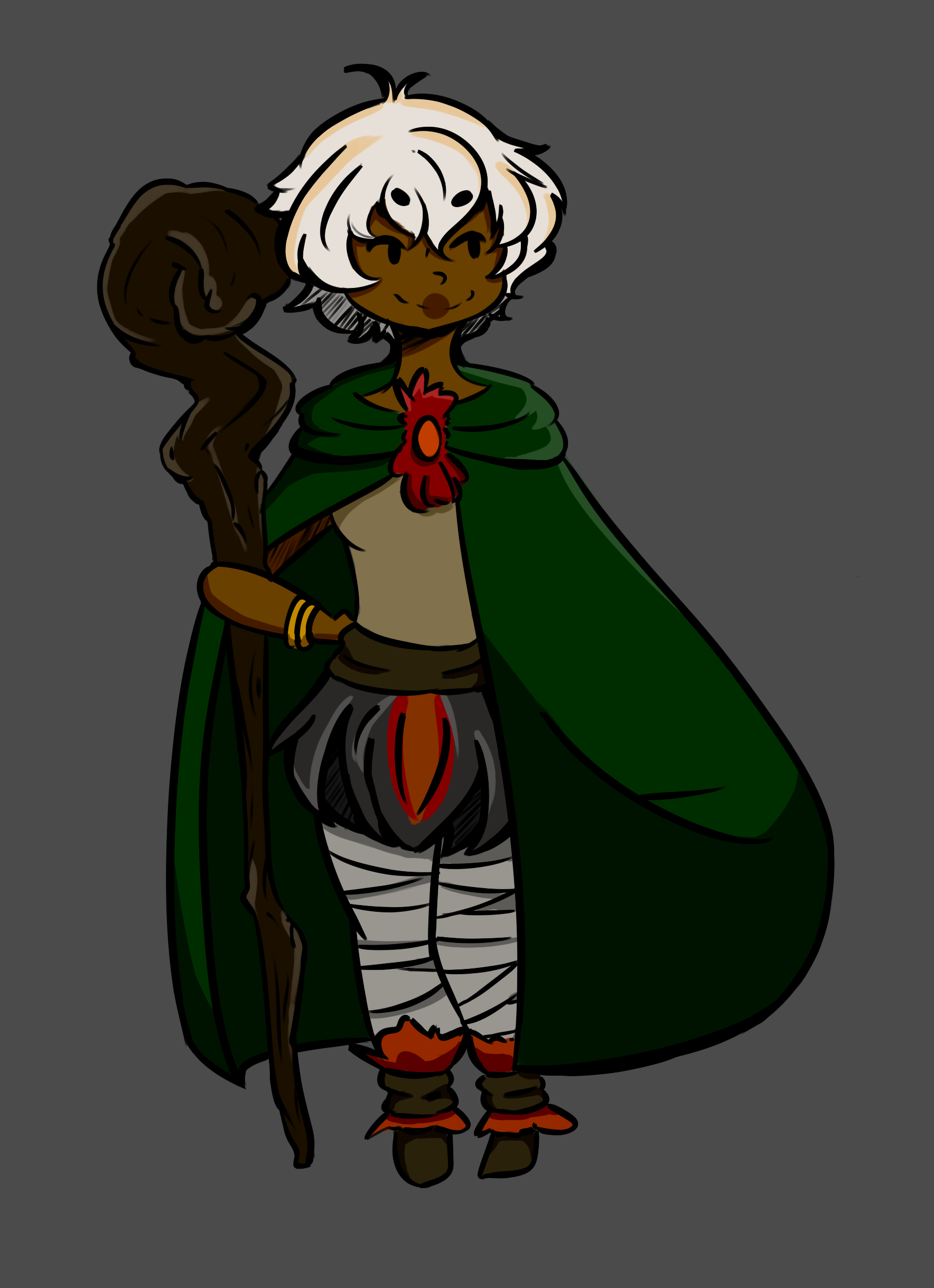 Vica the Witch