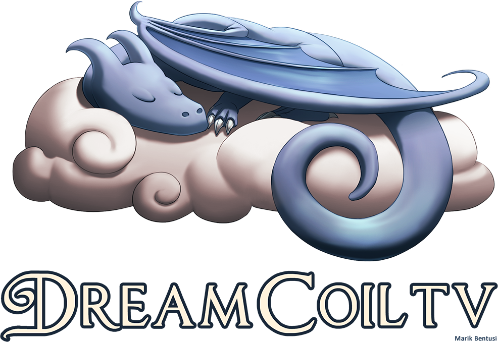 Commission: DreamCoiltv Logo