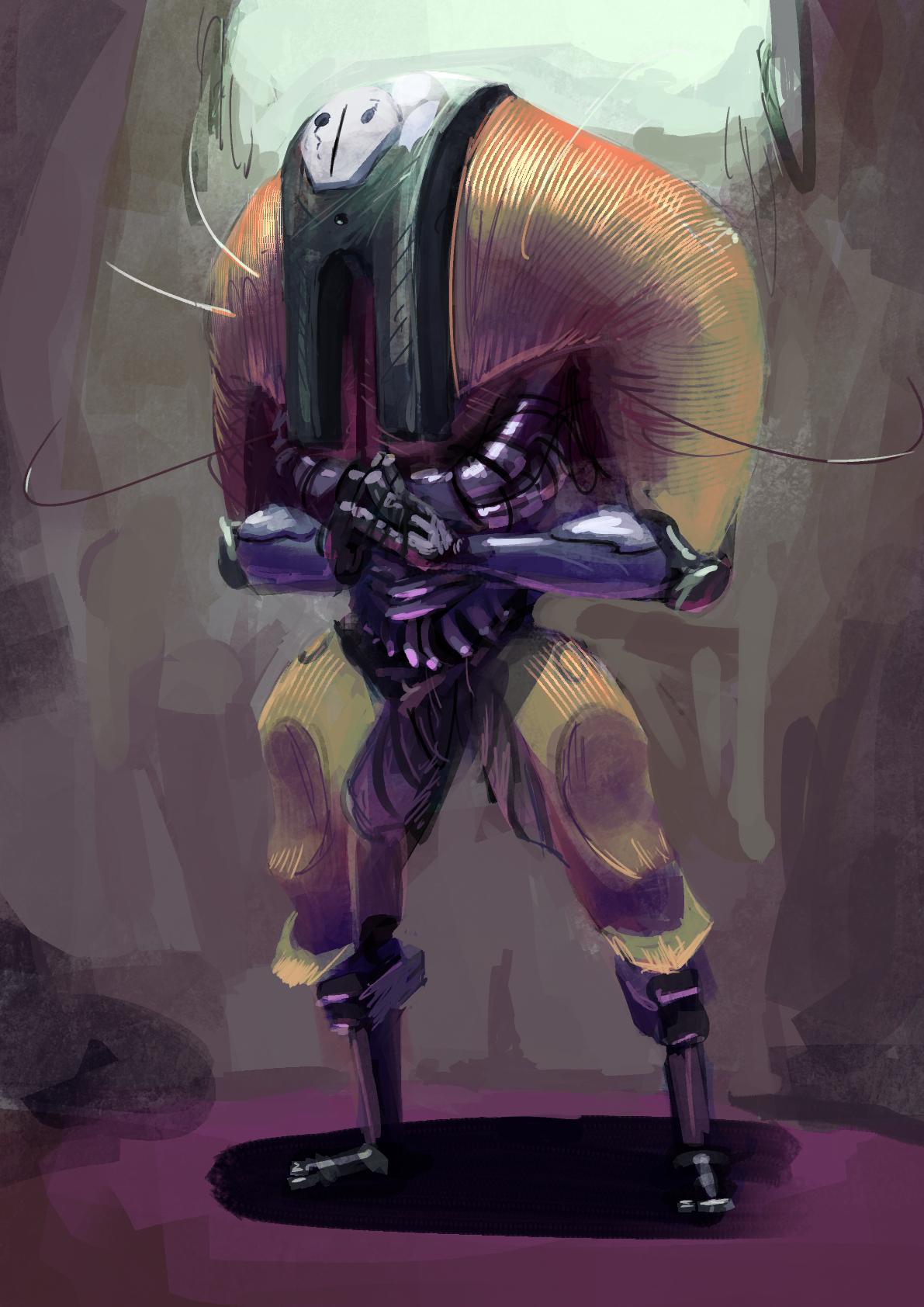 Robo monk
