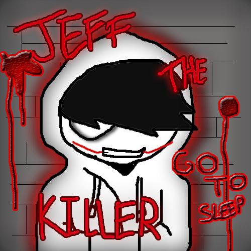 Jeff The Killer Animated