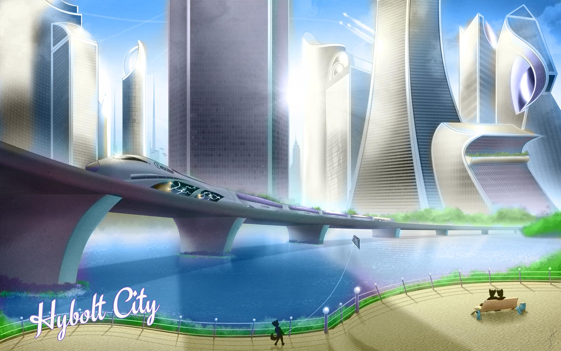 Welcome to Hybolt City