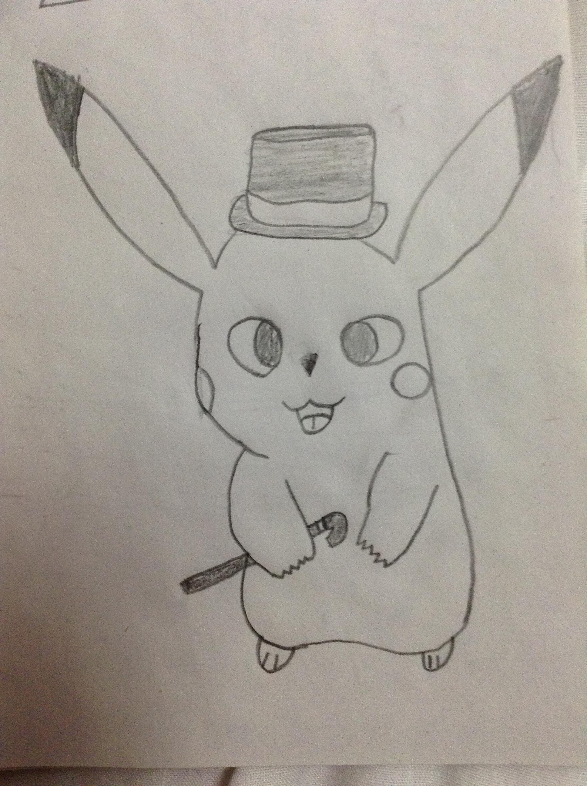 Posh Pikachu