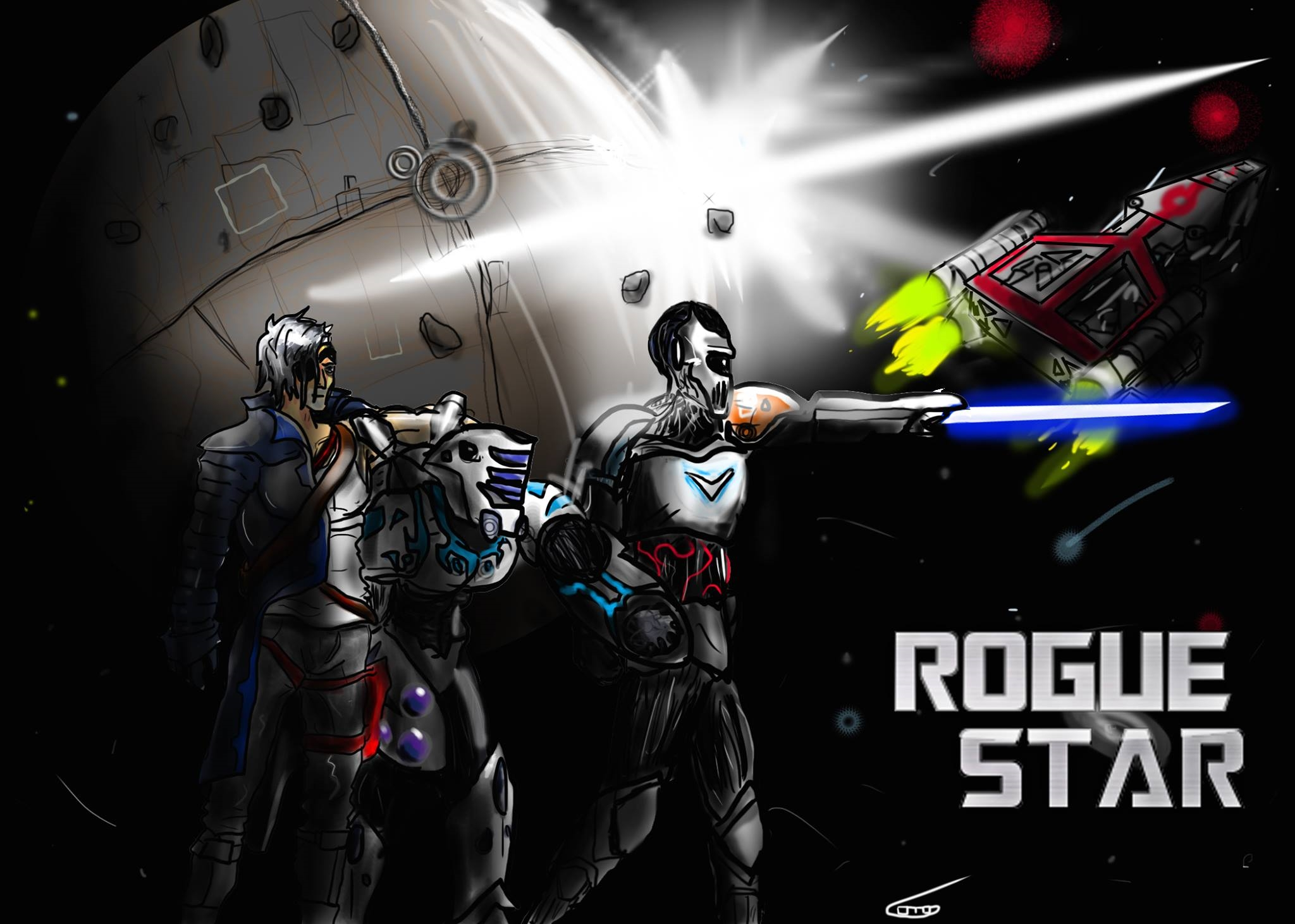 Rogue Star November competition submission