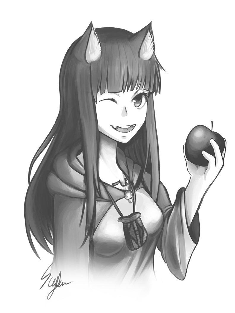 Horo - Spice and Wolf