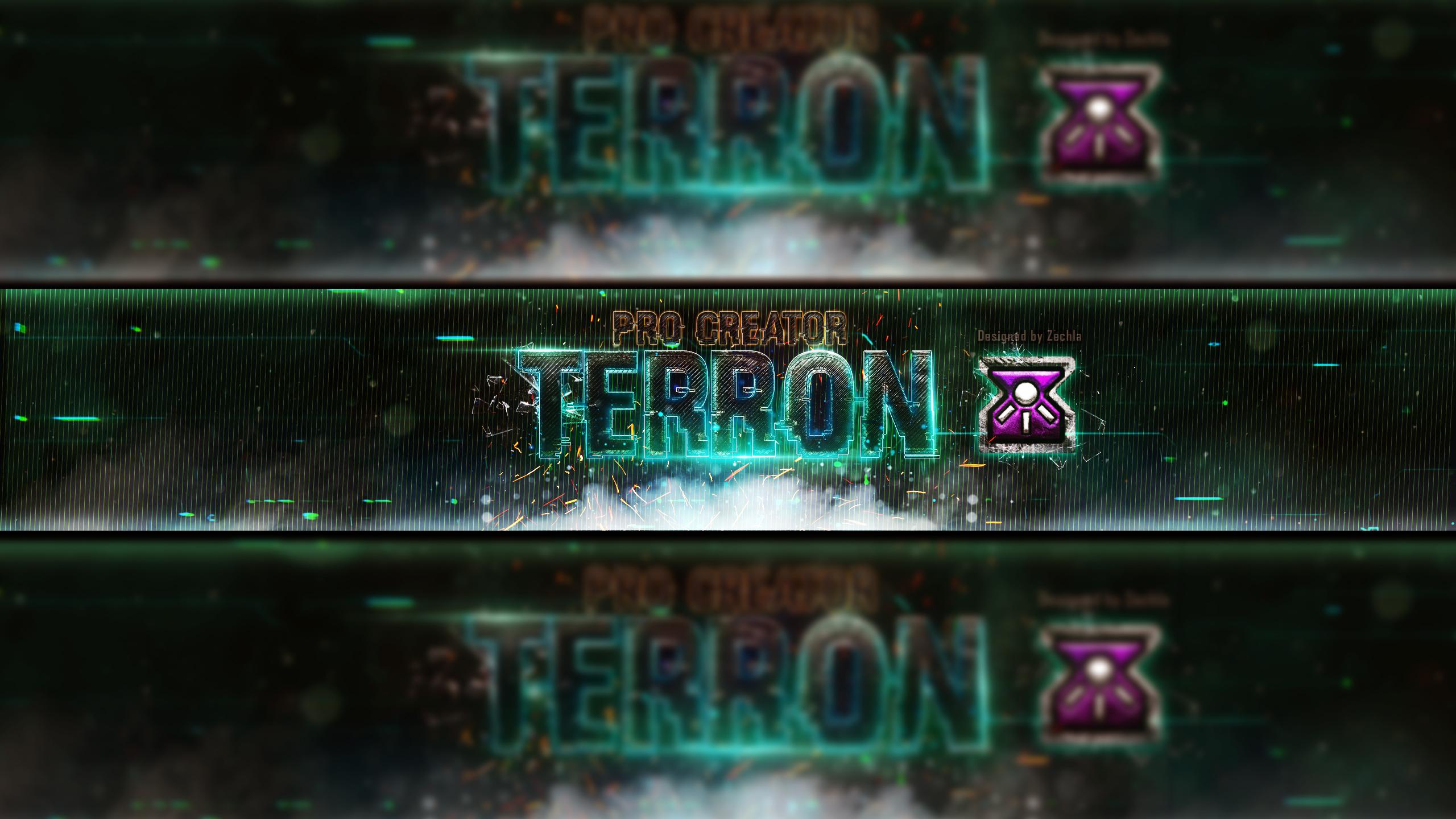 Terron Banner