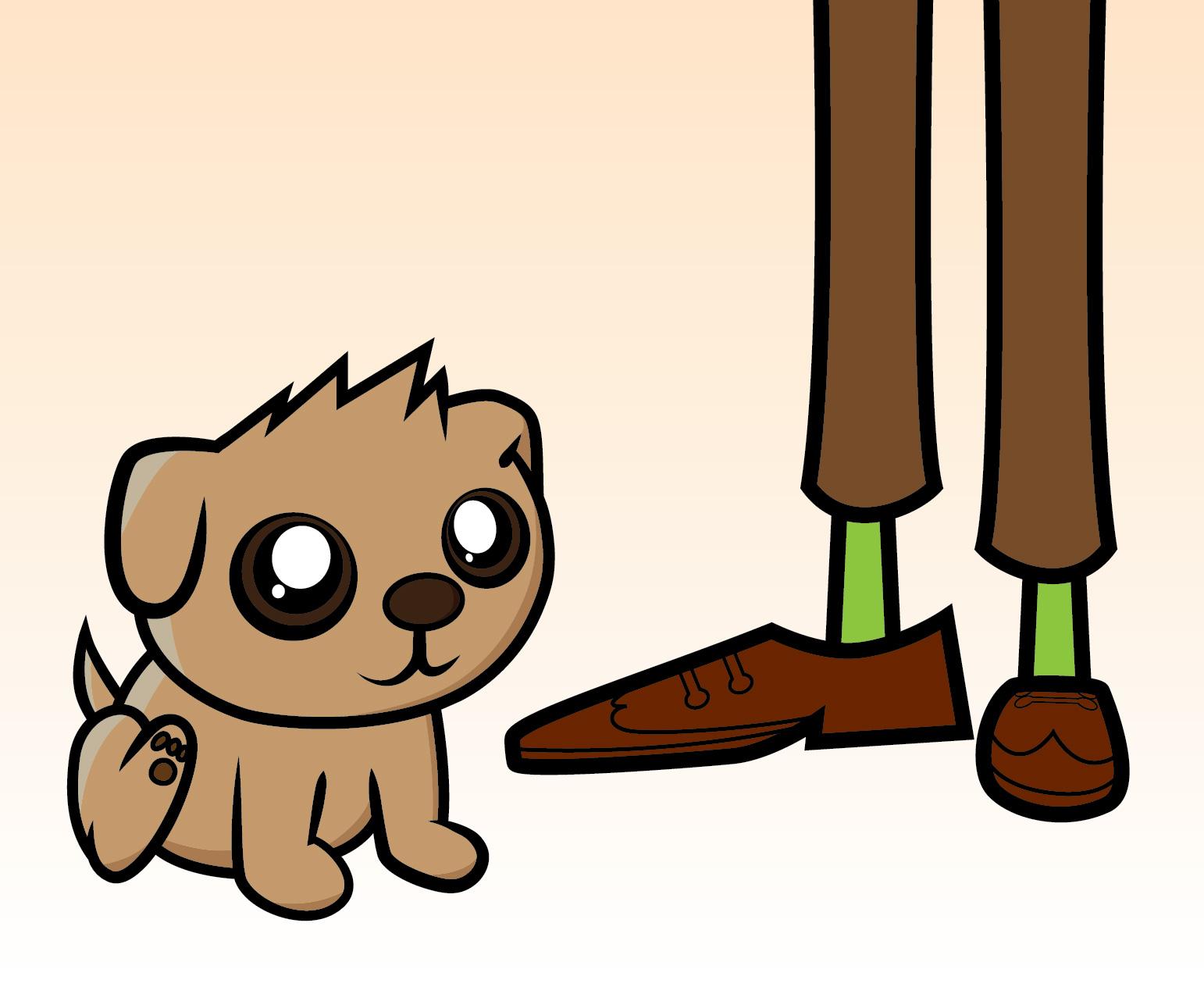 Puppy dawg