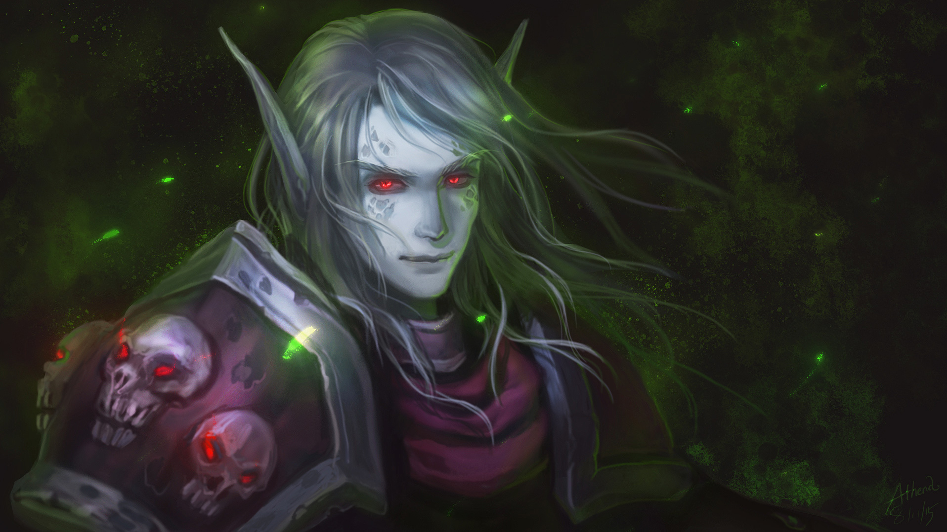 Gender-bend Sylvanas