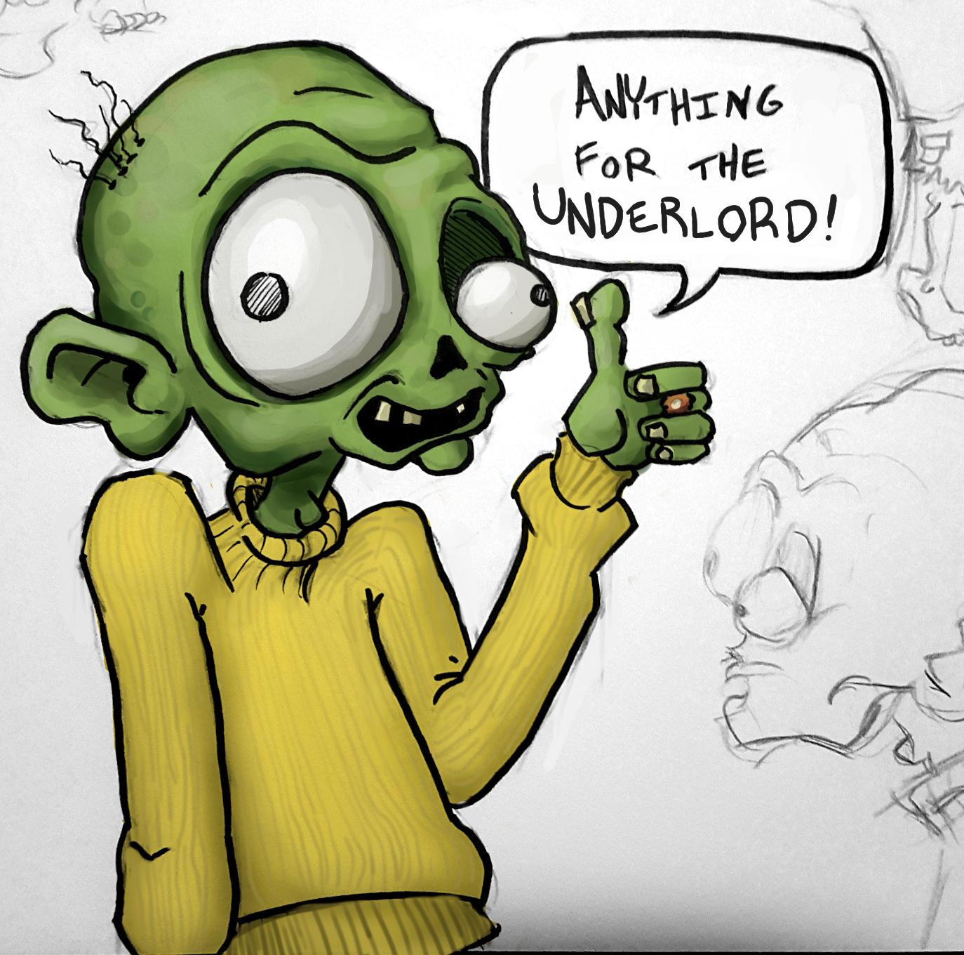 McGuffin: Underworld Zombie