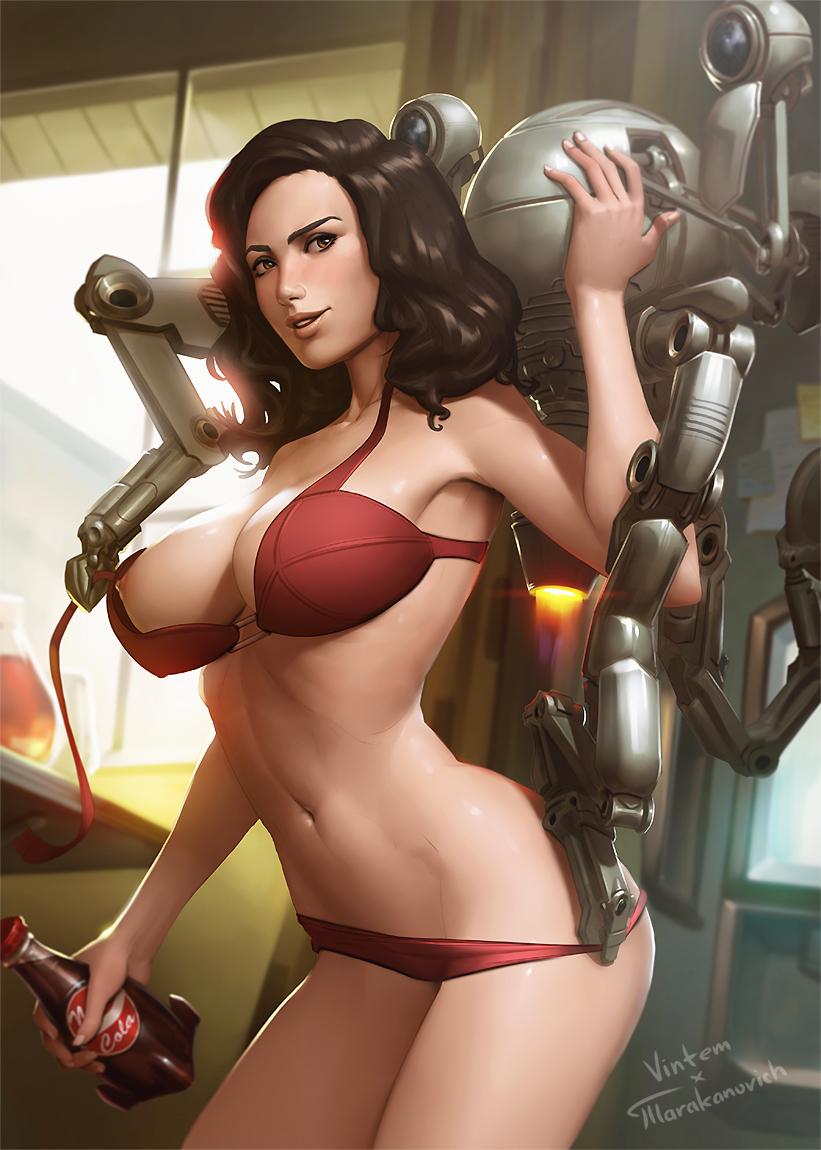 Fallout 4 - Nora