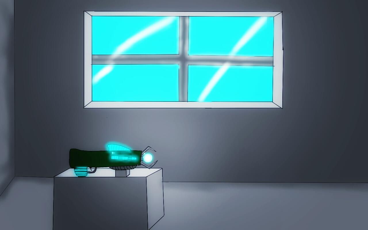 Plasma ball gun