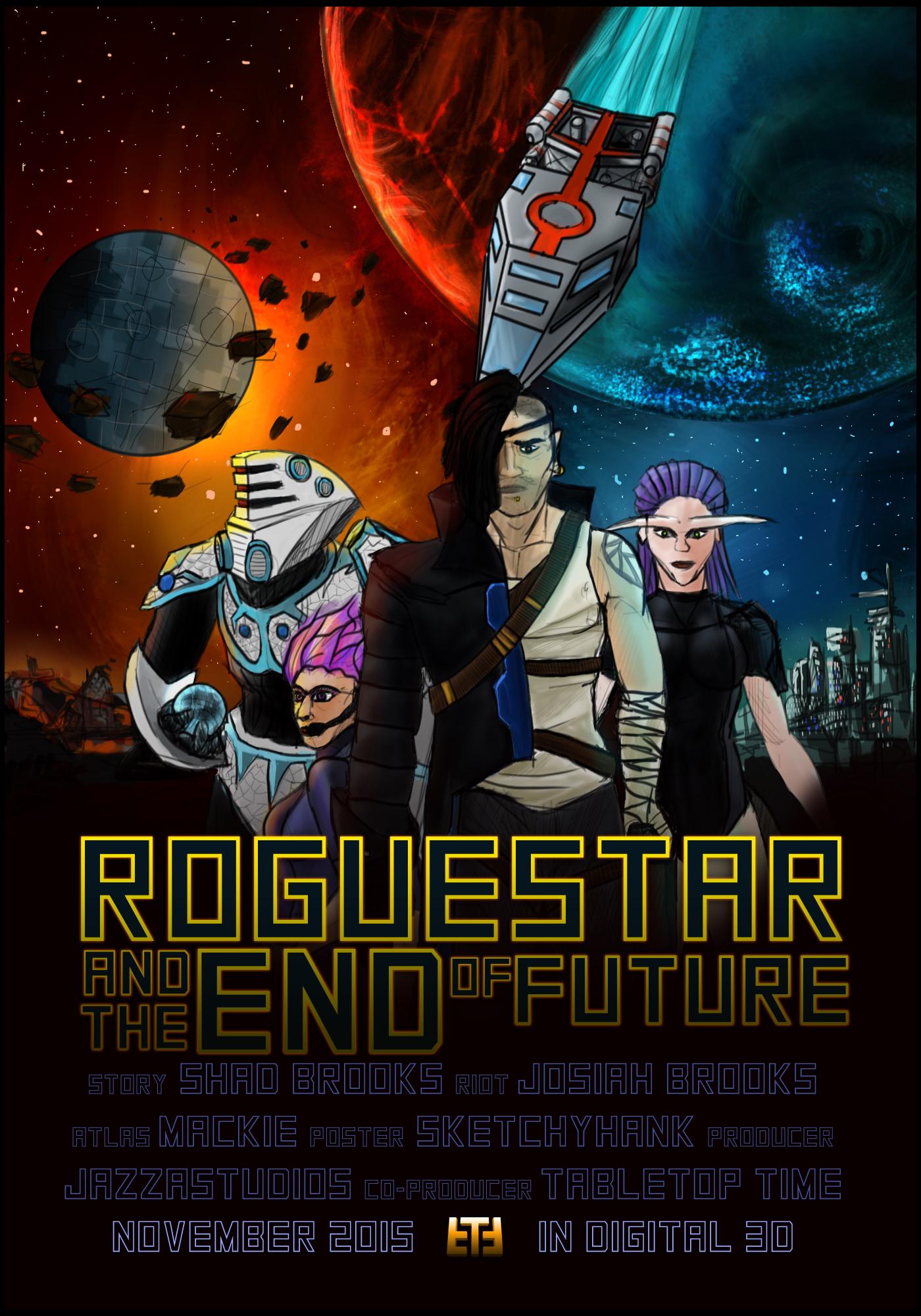 ROGUESTAR - END OF FUTURE