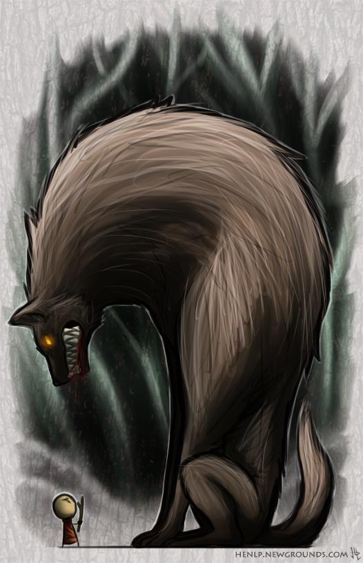 Illustration Friday 6 - Animal