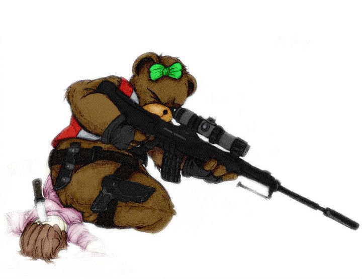 miffy the teddy bear