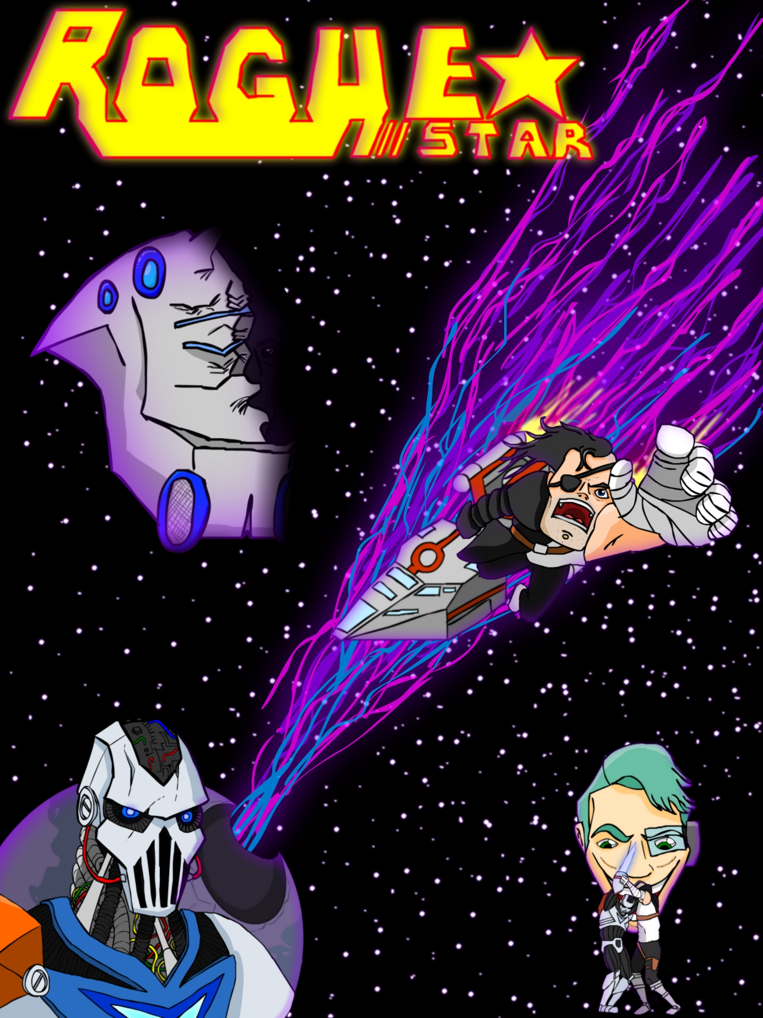 Rogue Star Space Opera