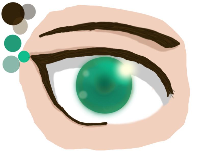 Digital Eren Eye