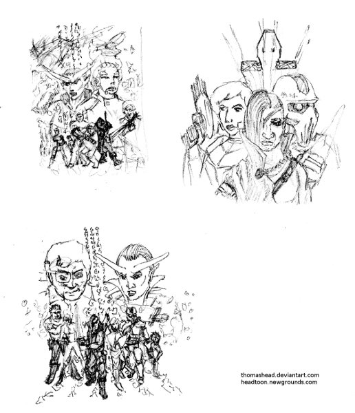 Rogue Star contest thumbs page #2