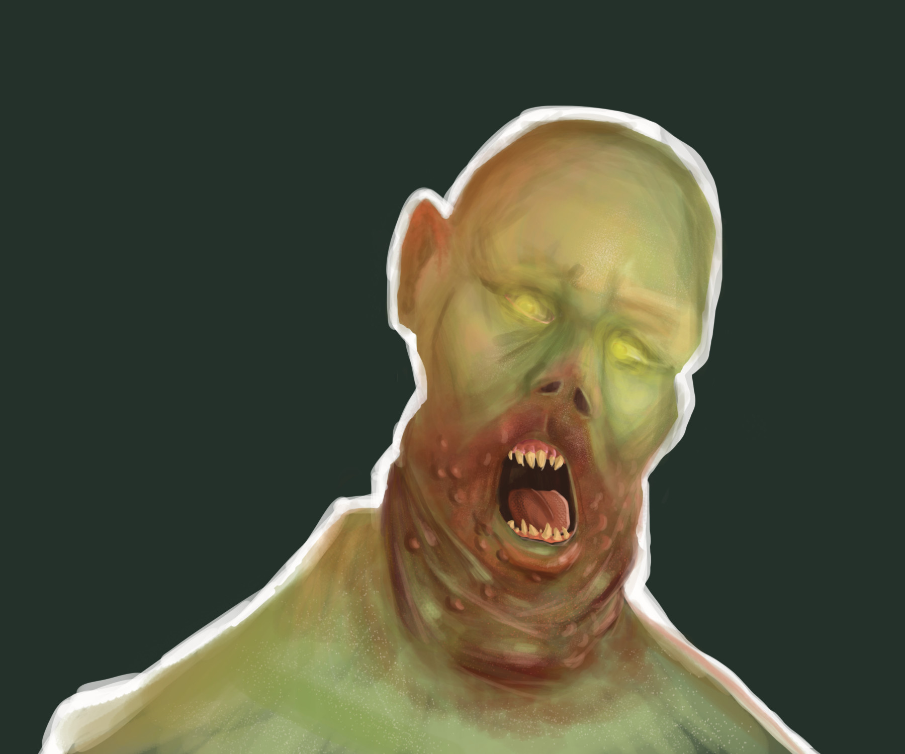 Ghoul Zombie