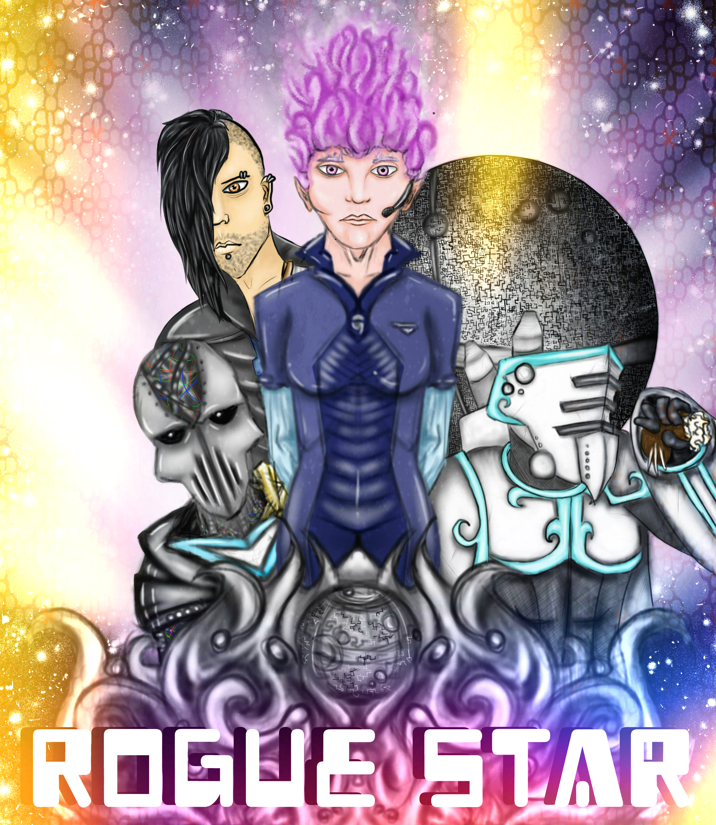 The Rogue Star: Into the Stars