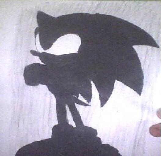 Dark Sonic Colored