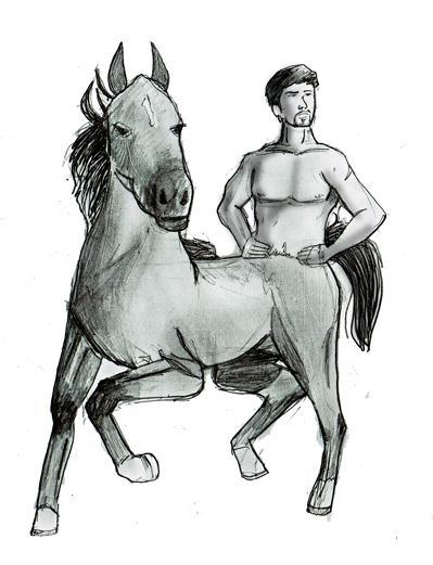 Me as a Centaur
