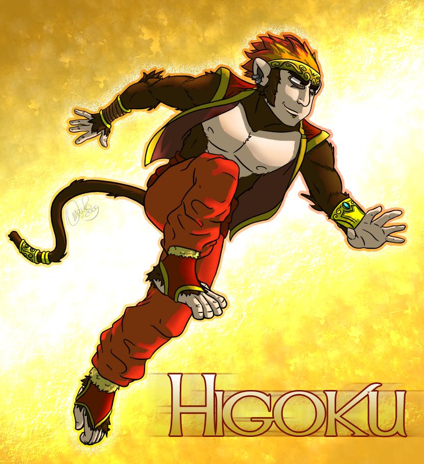 Higoku - Monkey King
