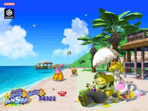 Super MarioMario54321 Sunshine