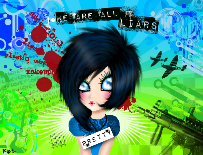 We are all liars