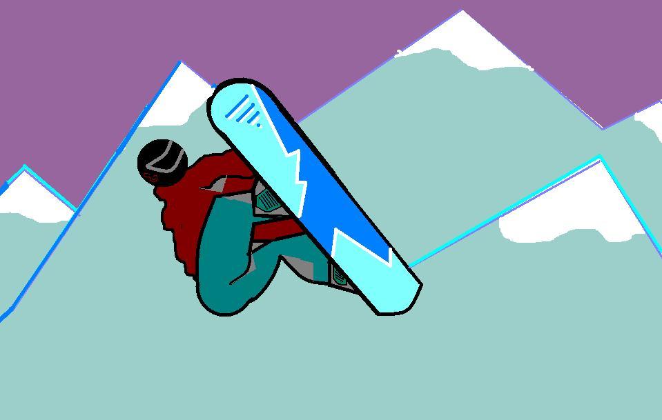 snowbOarrding