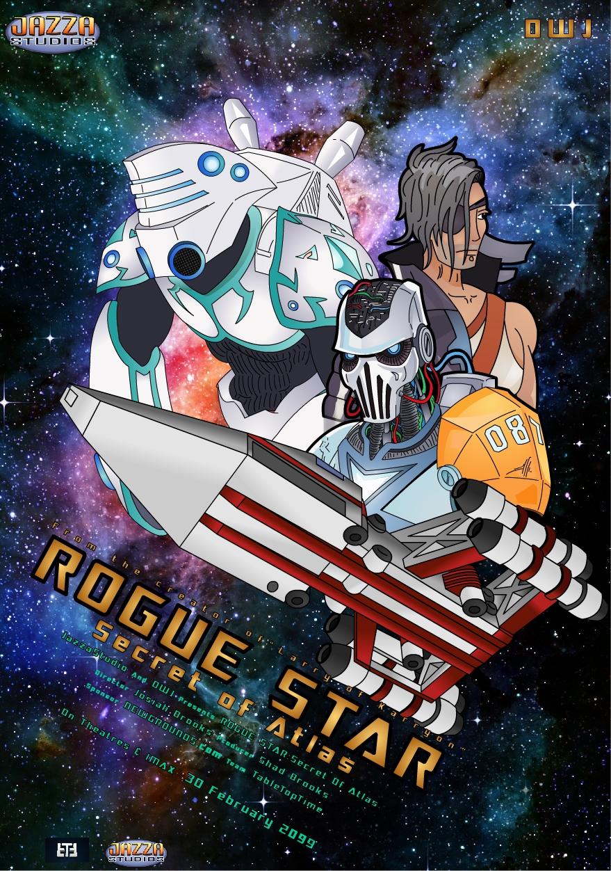 ROGUE STAR : SECRET OF ATLAS