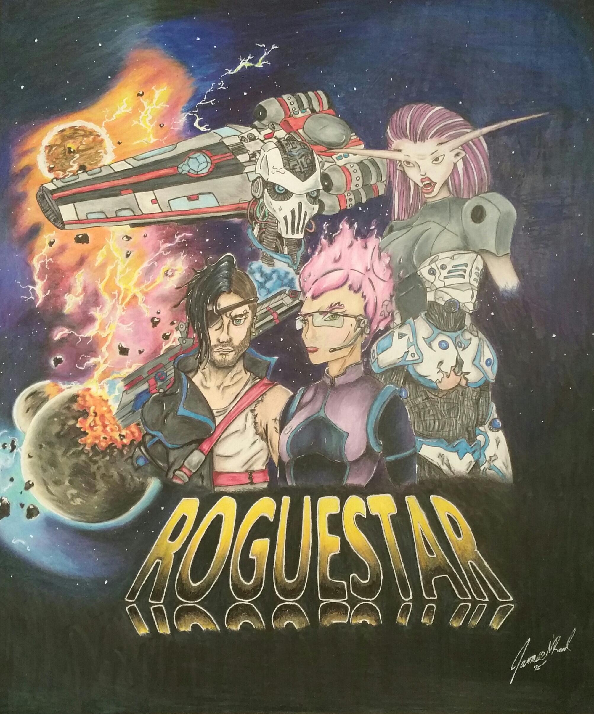 RougeStar Challenge