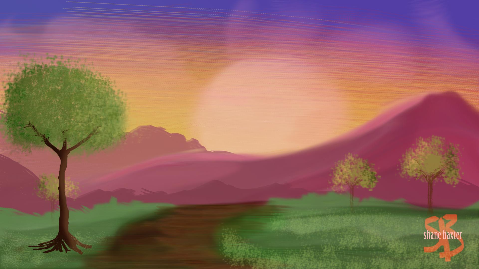 My horizon