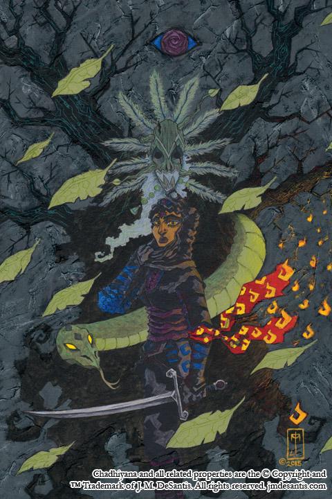 Chadhiyana #1 cover