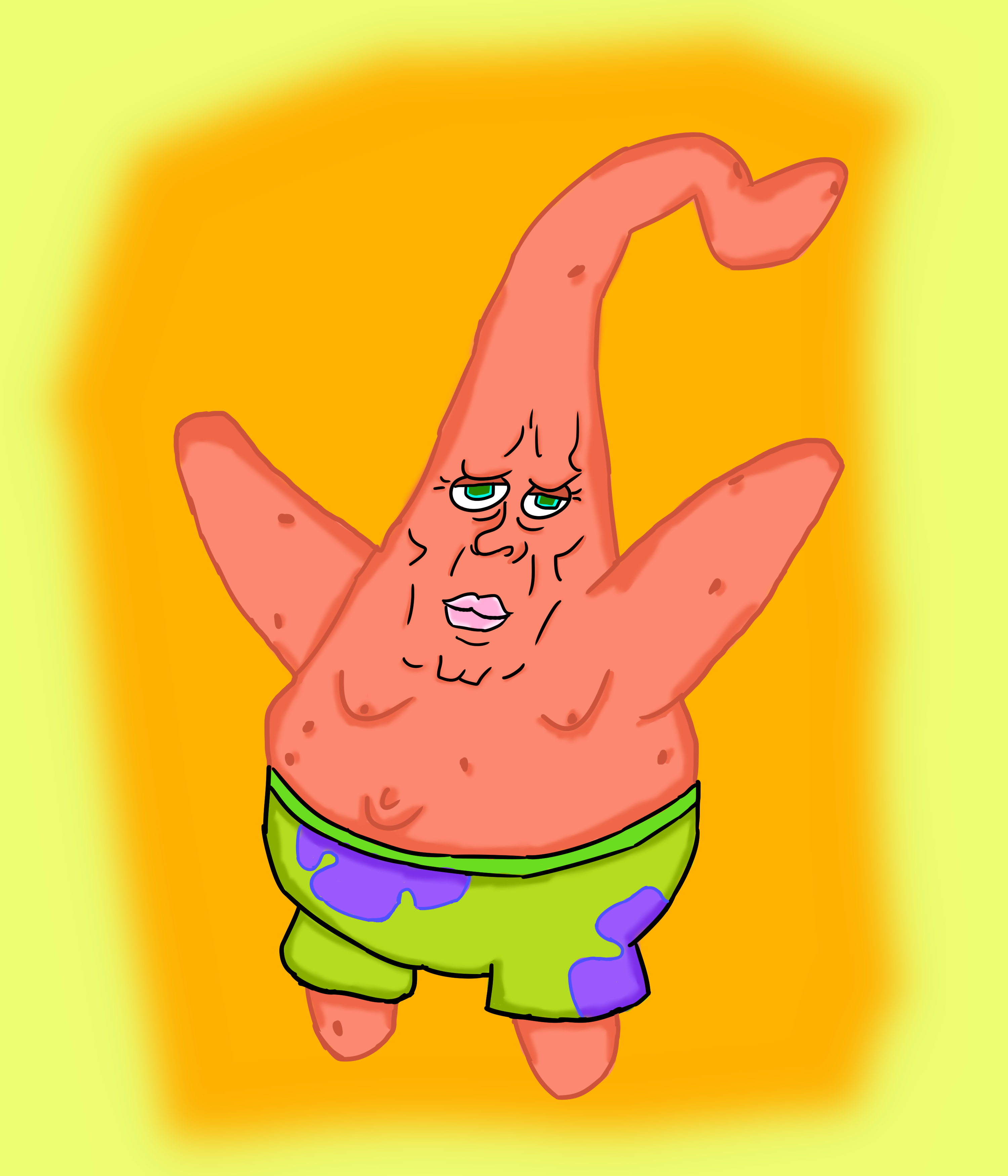 Patrick is a cutie